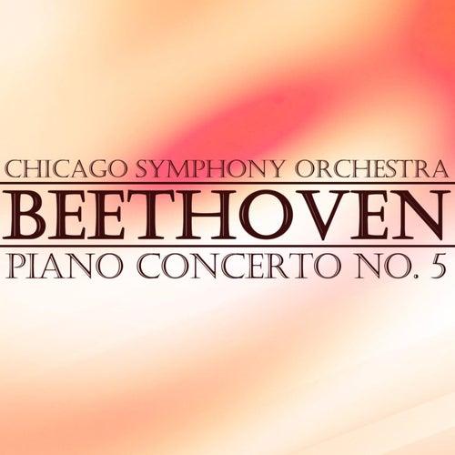 Beethoven Piano Concerto No 5 von Chicago Symphony Orchestra