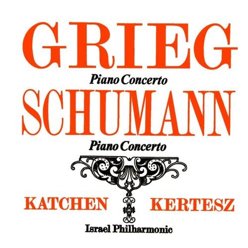 Grieg & Schumann Piano Concertos von Julius Katchen