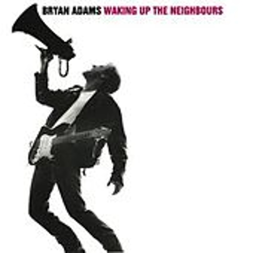 Waking Up The Neighbours by Bryan Adams