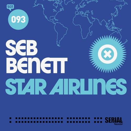 Star Airlines de Sebastien Benett