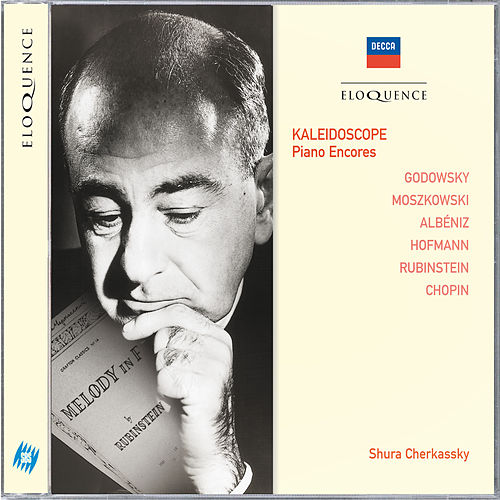 Kaleidoscope: Piano Encores by Shura Cherkassky
