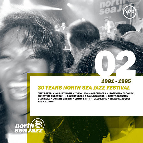 30 Years North Sea Jazz Festival von Various Artists