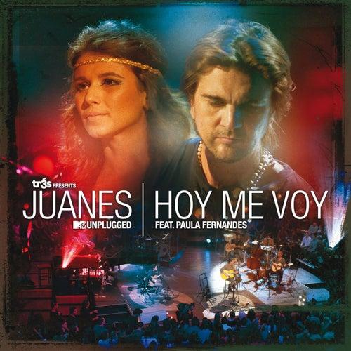 Hoy Me Voy de Juanes