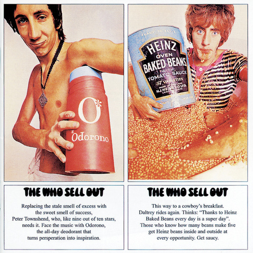 The Who Sell Out de The Who