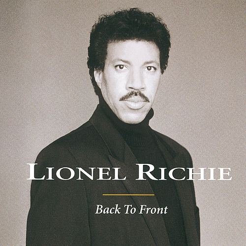 Back To Front de Lionel Richie