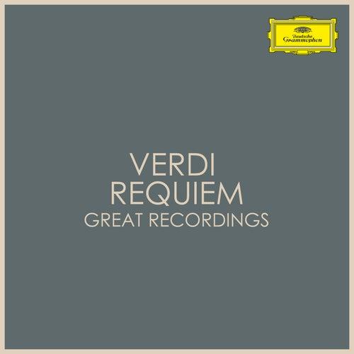 Verdi Requiem - Great Recordings by Giuseppe Verdi