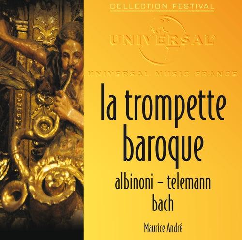 La Trompette Baroque: Albinoni-Telemann-Bach von Maurice André