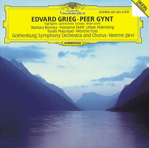 Grieg: Peer Gynt Op.23 von Göteborgs Symfoniker