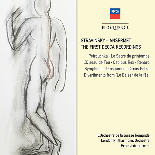 Stravinsky - Ansermet: The First Decca Recordings von Ernest Ansermet