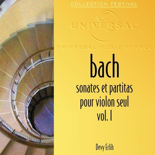 Sonates Et Partitas Pour Violon Seul I de Devy Erlih