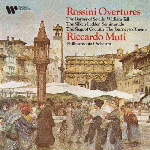 Rossini: Overtures von Riccardo Muti