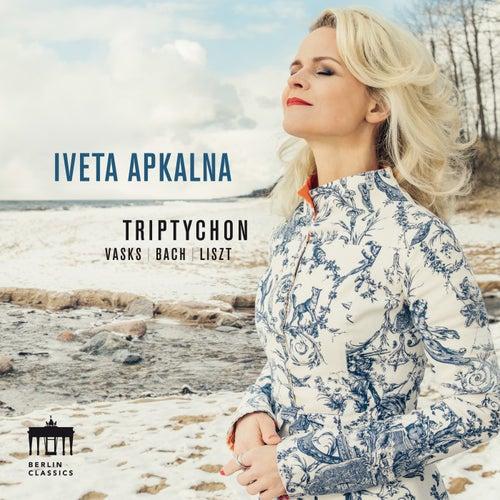 Triptychon (Vasks - Bach - Liszt) von Iveta Apkalna