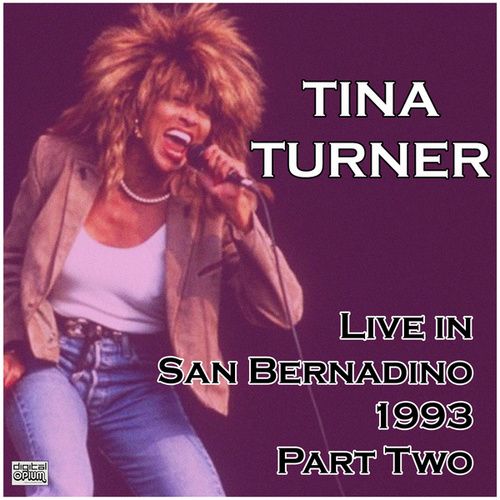 Live in San Bernadino 1993 Part Two (Live) by Tina Turner