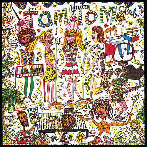 Wordy Rappinghood von Tom Tom Club