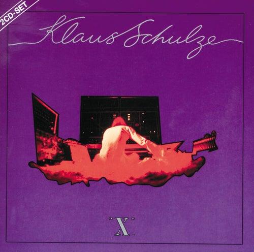 'X' (Sechs Musikalische Biographien) von Klaus Schulze