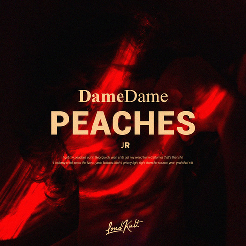 Peaches von DameDame