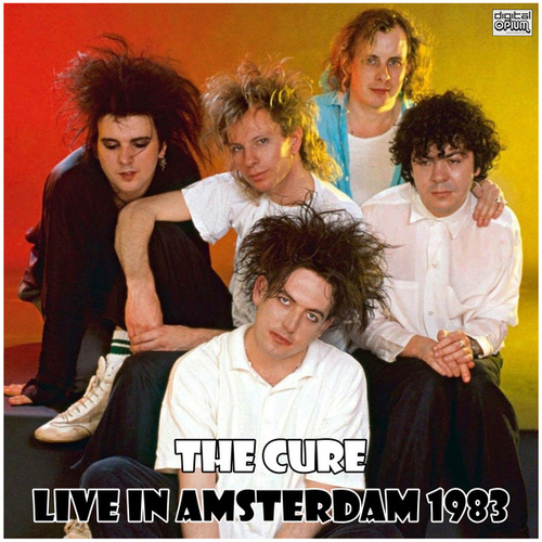 Live in Amsterdam 1983 (Live) di The Cure