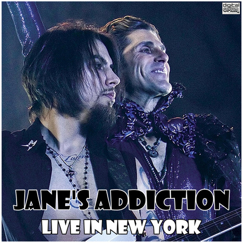 Live in New York (Live) by Jane's Addiction