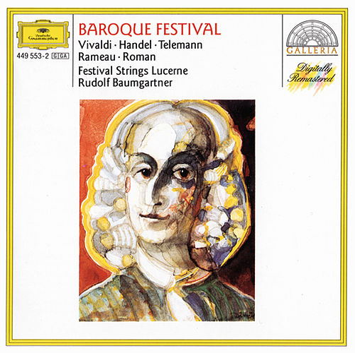 Baroque Festival by Wolfgang Schneiderhan