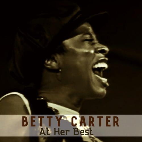 Betty Carter At Her Best von Betty Carter