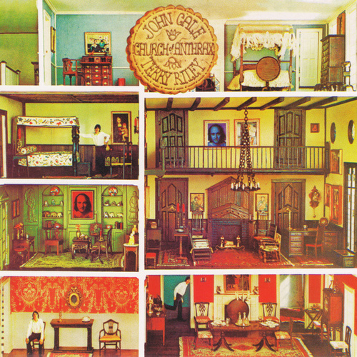 Church of Anthrax by John Cale & Terry Riley