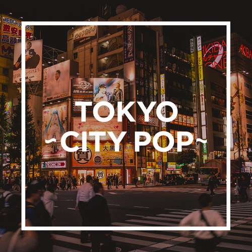 TOKYO - CITY POP - de Various Artists