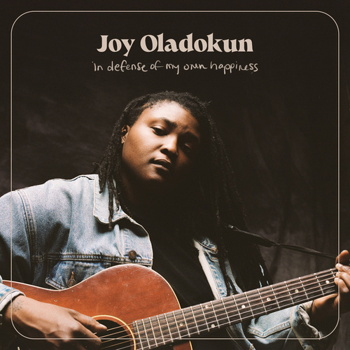 in defense of my own happiness by Joy Oladokun