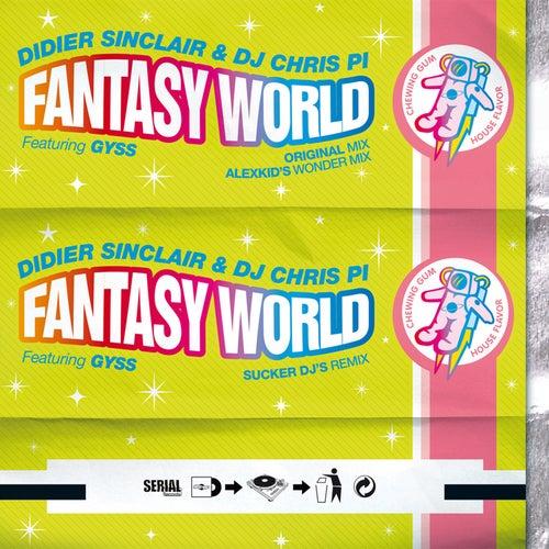 Fantasy World by Didier Sinclair