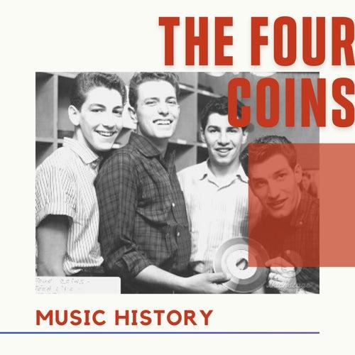 The Four Coins - Music History de The Four Coins