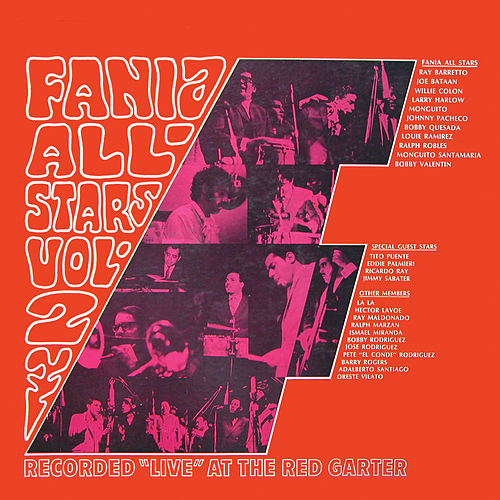 Live at the Red Garter Vol 2 de Fania All-Stars