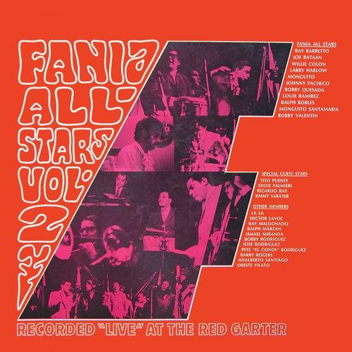 Live at the Red Garter Vol 2 de Fania All-Stars