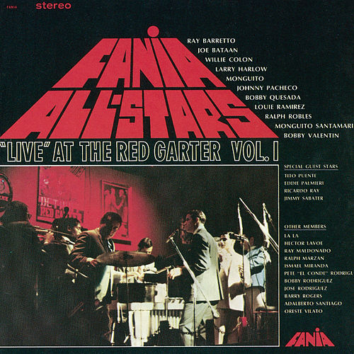 Live At The Red Garter Vol 1 de Fania All-Stars