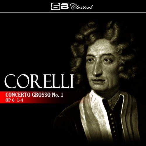 Corelli: Concerto Grosso No. 1, Op. 6: 1-4 by David Oistrakh