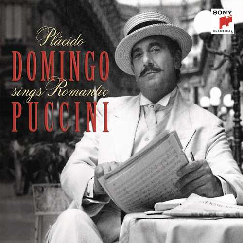 Domingo Sings Romantic Puccini von Plácido Domingo