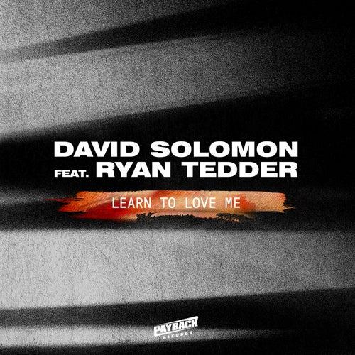 Learn To Love Me (feat. Ryan Tedder) by David Solomon