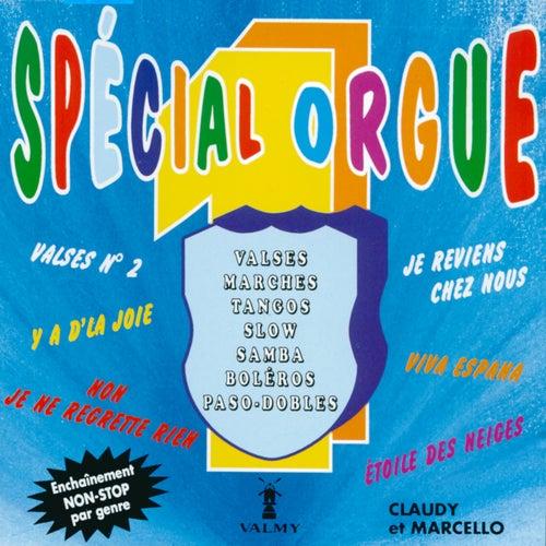 Spécial orgue Vol. 1 de Claudy