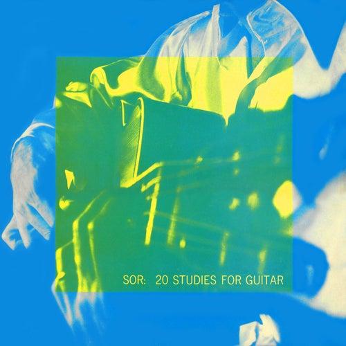 20 Studies For Guitar von John Williams