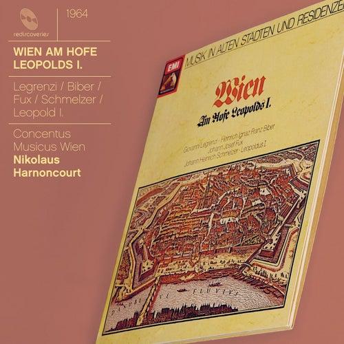 Wien Am Hofe Leopolds I de Nikolaus Harnoncourt