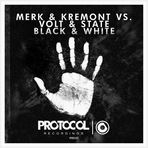 Black & White von Merk and Kremont