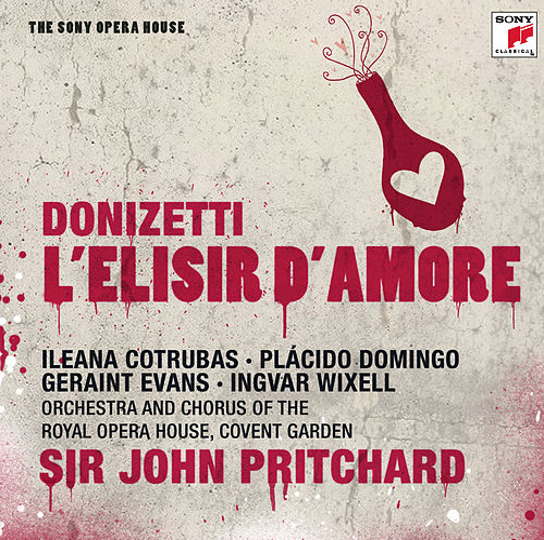 Donizetti: L'elisir d'amore by Placido Domingo