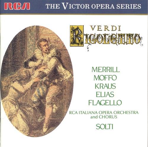 Verdi: Rigoletto de Georg Solti