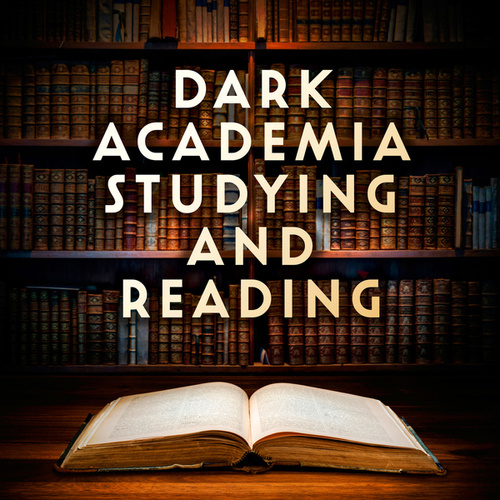 Dark Academia Studying and Reading by Various Artists