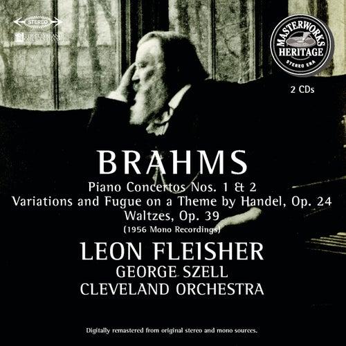 Brahms: Piano Concertos Nos. 1 & 2 by Leon Fleisher