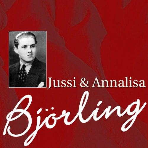 Jussi & Annalisa Bjorling by Jussi Bjorling