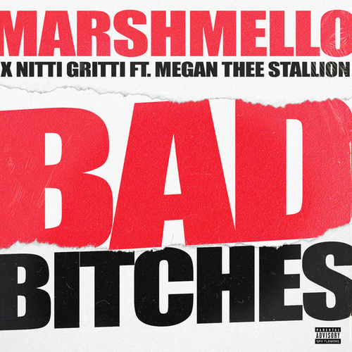 Bad Bitches (feat. Megan Thee Stallion) by Marshmello, Nitti Gritti, Megan Thee Stallion