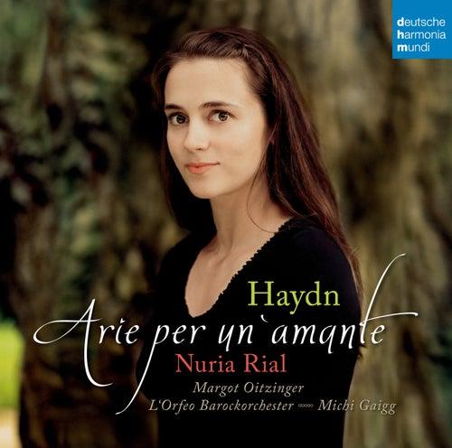 Haydn: Arie per un'amante by Nuria Rial