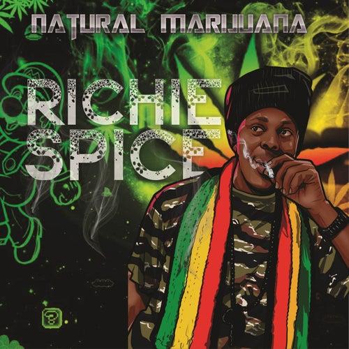 Natural Marijuana von Richie Spice