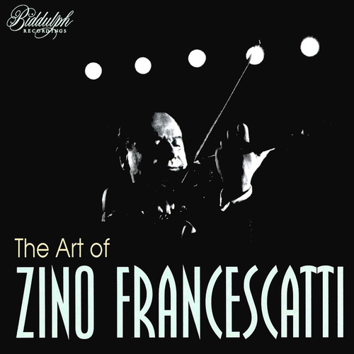 Paganini, Kreisler & Others: Works for Violin & Piano de Zino Francescatti