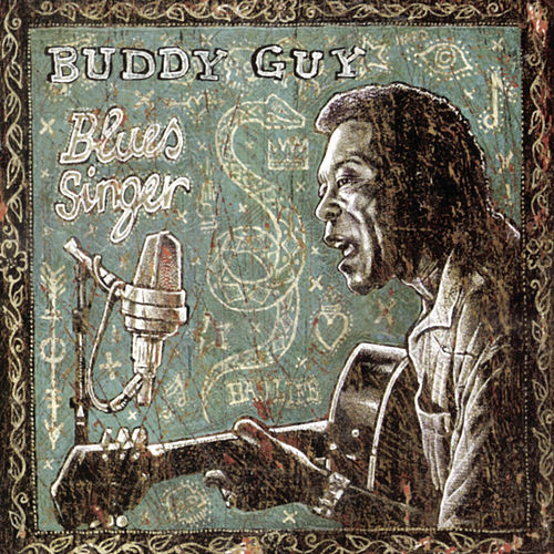 Blues Singer de Buddy Guy