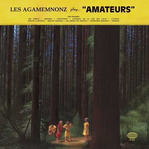 Amateurs by Les Agamemnonz